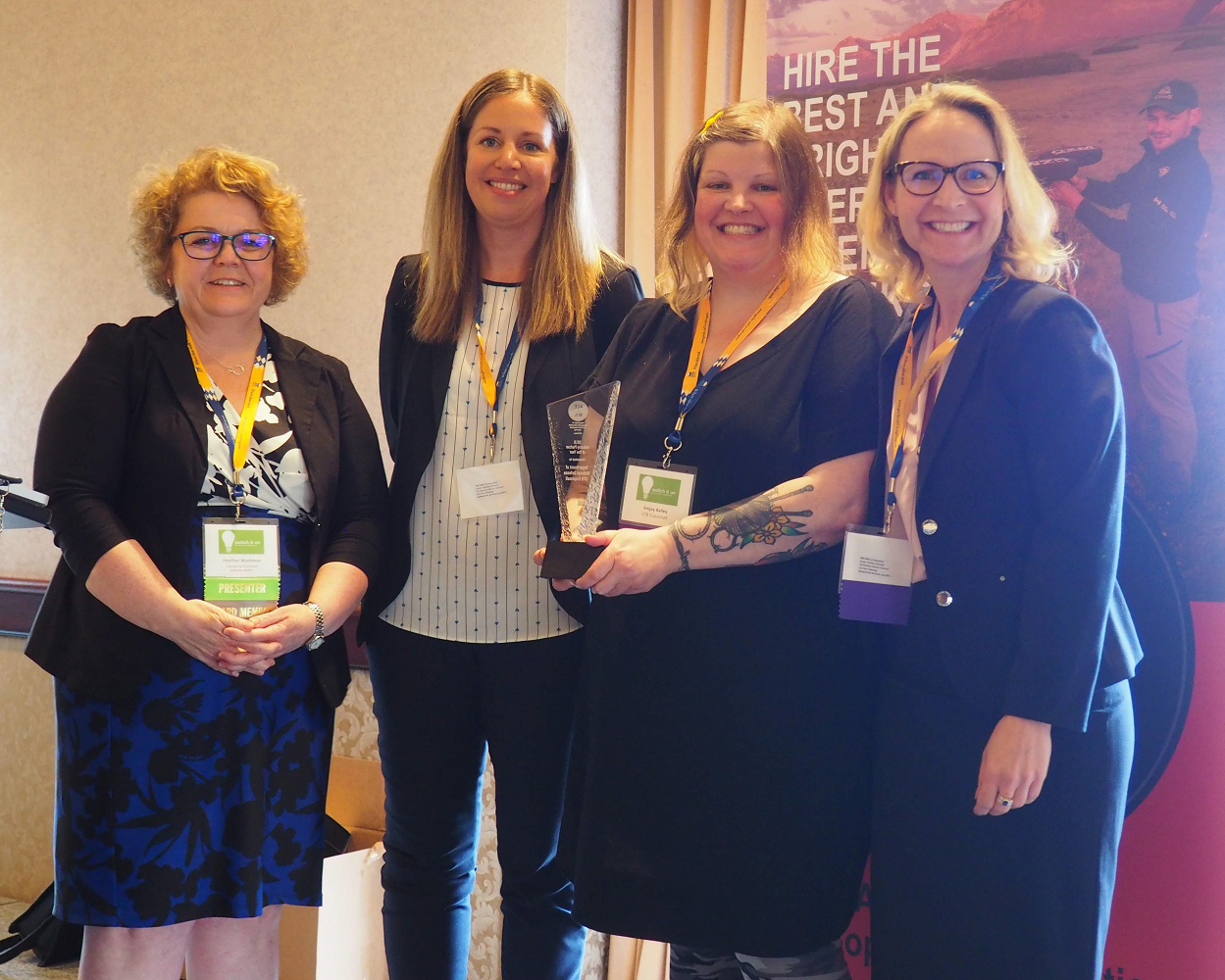 2018 ACE/WIL Industry Partner of the Year