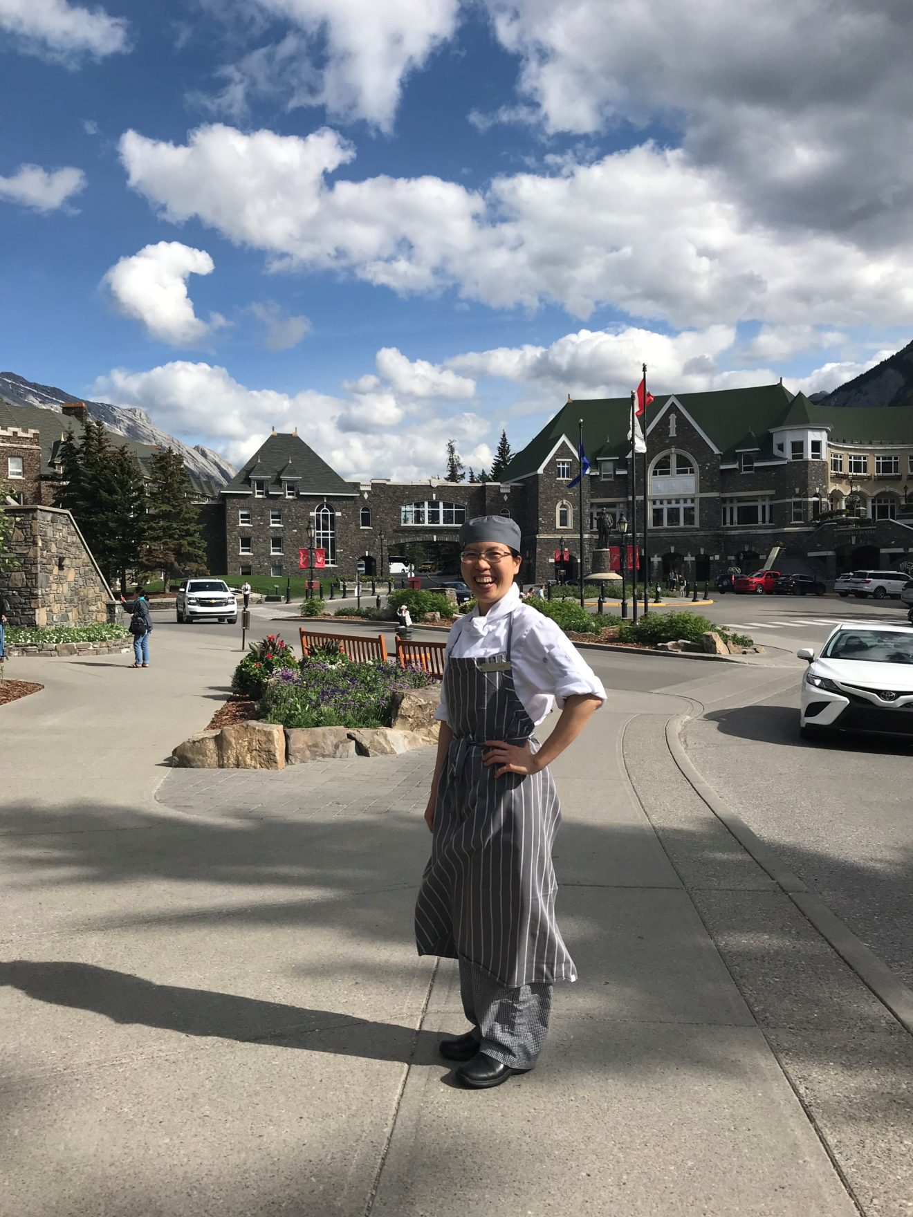 Lily Chi Fairmont Banff Springs